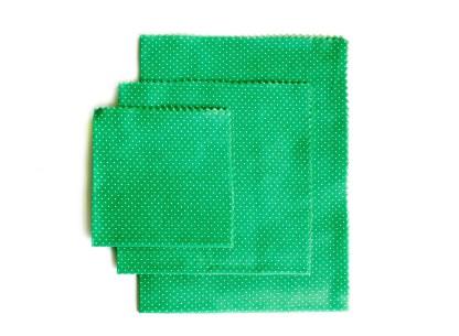 Pano de Cera - Kit 3 tamanhos - Beewax Wrap