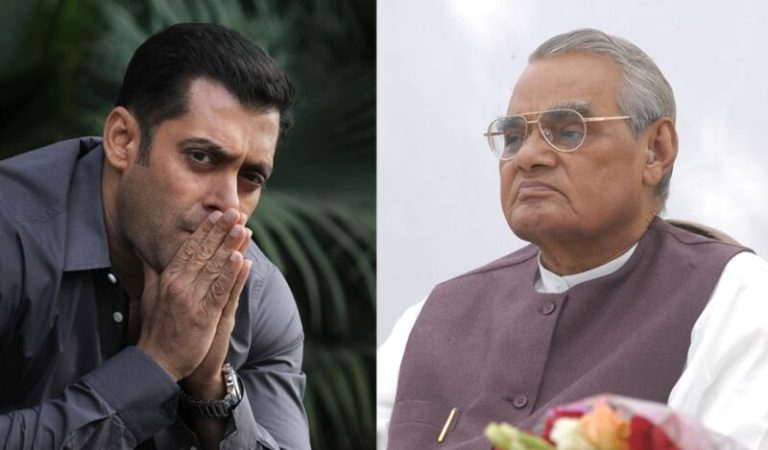 Tiger so raha tha: Salman trolled for late tweet on Vajpayee's death