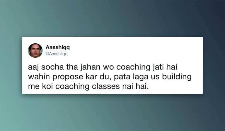 "25 Tweets By This One Sided Lover Will Make You Say, ""Ye Toh Main Hi Hoon"""