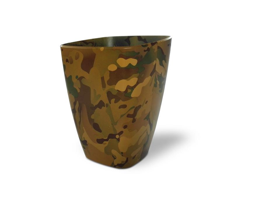 cubicatura effetto Camouflage