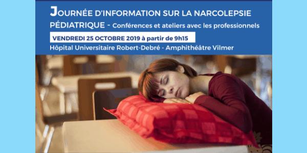 Journée d'information sur la narcolepsie pédiatrique