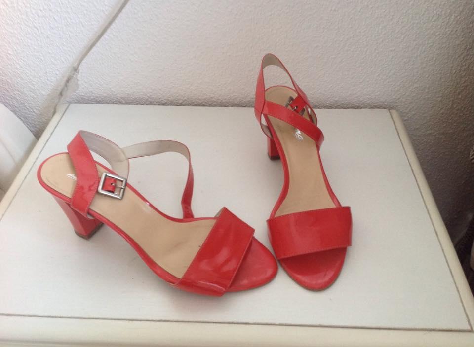 Sandale piele, 40, 40 lei