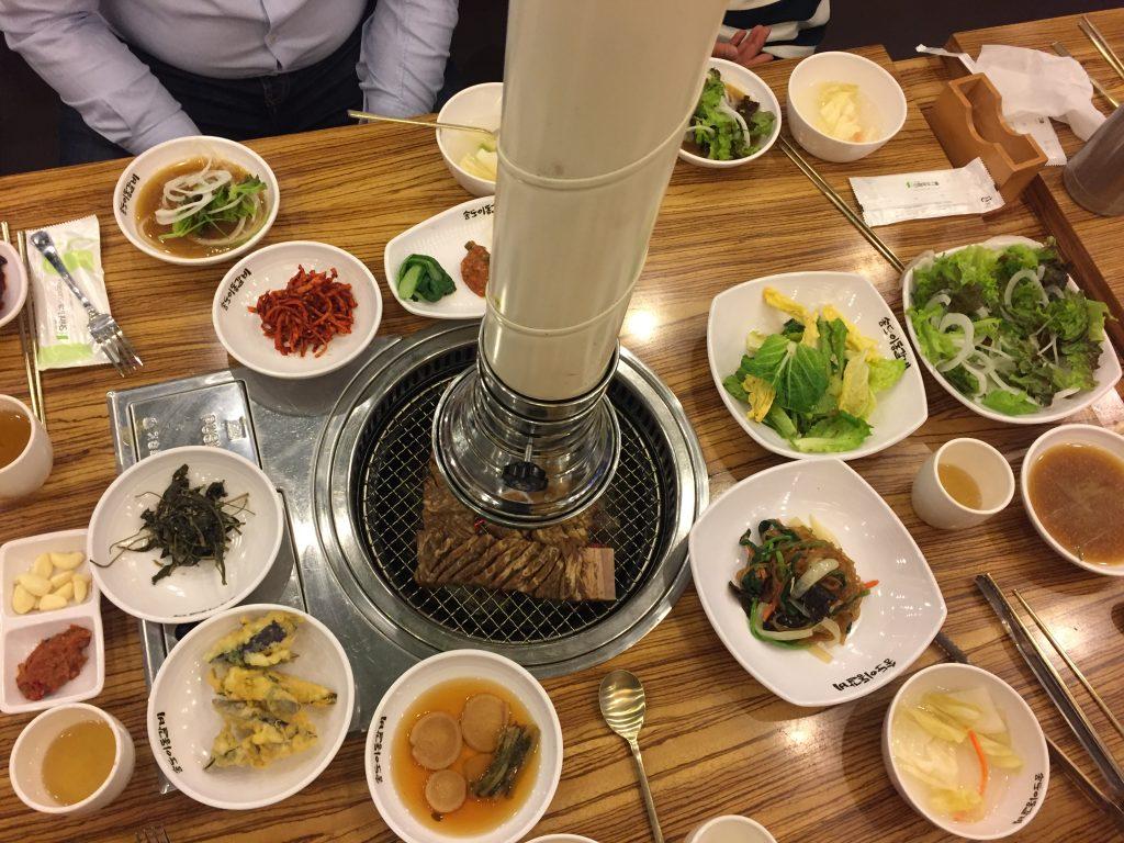 gratar coreean