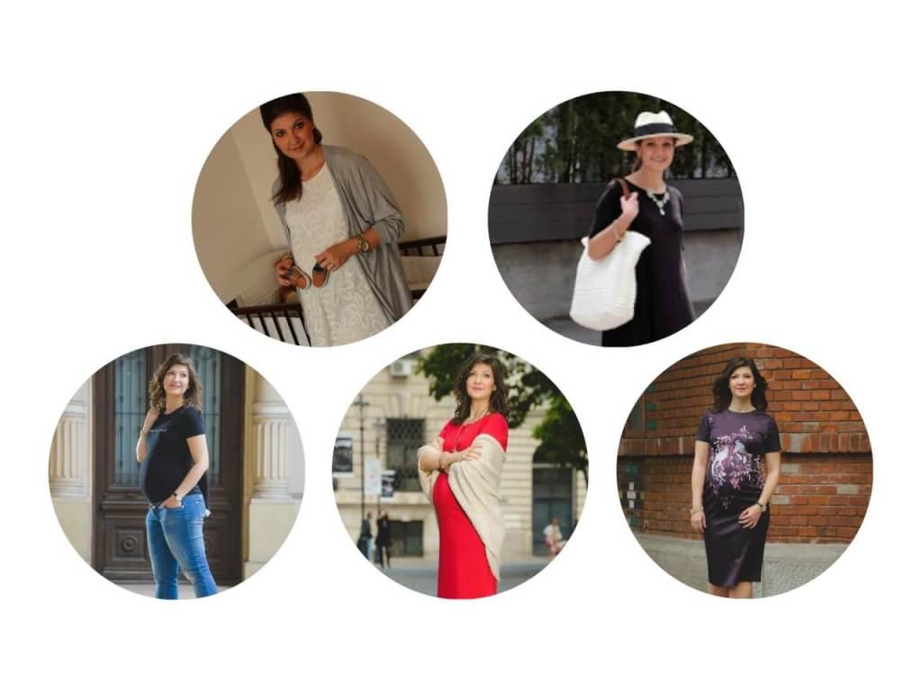 Shop my warderobe – Haine de gravidă