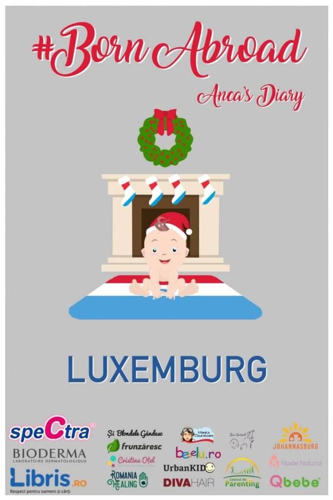 nasterea in Luxemburg