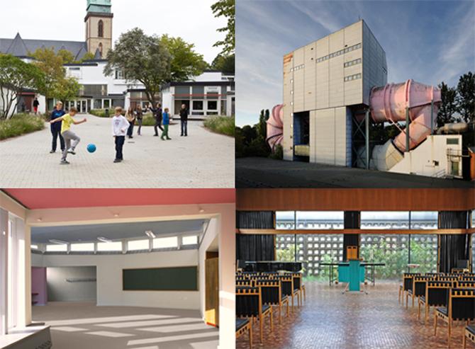 Baugeschichte(n) und Denkmalpflege Zum Umgang mit Bauten der Nachkriegsmoderne