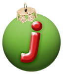 alphabet-boule-noel-vert-j
