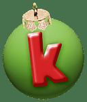 alphabet-boule-noel-vert-k
