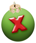 alphabet-boule-noel-vert-x