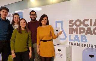 Intercambio de Know How en centro de Innovación Social de Frankfurt
