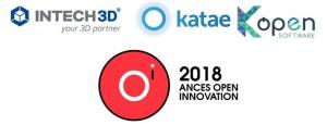 INTECH3D, Katae y Kopen Software participan en el ANCES Open Innovation para ofrecer nuevas soluciones tecnológicas ante 13 grandes firmas de alcance internacional