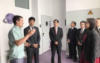 La empresa CEEIARAGON World Pathol comparte su experiencia en China con empresarios, inversores e investigadores