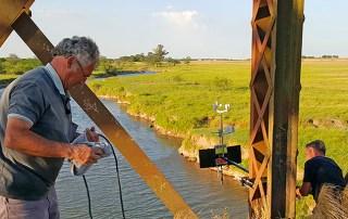 La empresa CEEIARAGON LIBELIUM ayuda a la detección temprana de inundaciones