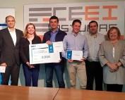 USM Space, reconocida en el 'IV Premio Radar Spin-off' a la mejor iniciativa empresarial innovadora