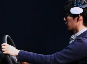 Bitbrain, empresa CEEIARAGON, explora de la mano de Nissan cómo conducir un coche con el cerebro