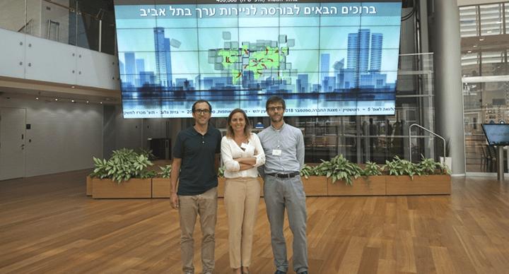 CEEI Asturias y las empresas tecnológicas Wetech y Pixelshub participan en una misión tecnológica a Israel