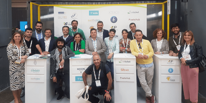 12 empresas asturianas de la mano del CEEI y Asturex presentes en la Feria South Summit