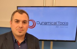 Dynamical Tools, empresa CEEIARAGON, impulsa una feria de impresión 3D