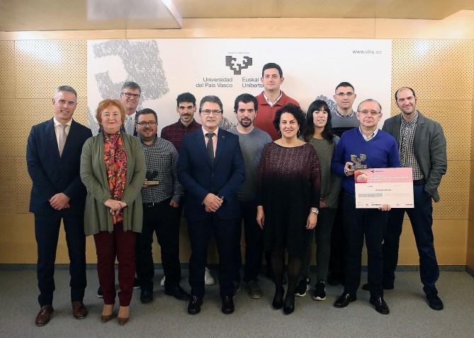 MIRAMOON PHARMA gana el XVIII Premio Manuel Laborde