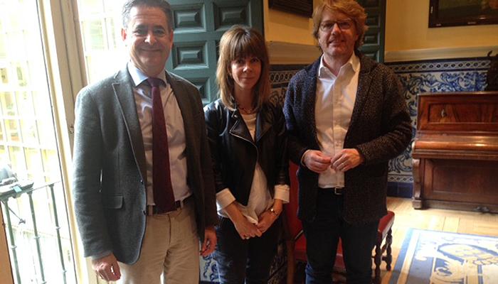 ANCES analiza con el Ayuntamiento de Segovia las posibilidades del emprendimiento y la innovación