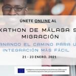 21 A 23/01 BIC EURONOVA: Málaga Migration Hackathon Trofeo ¡Gana contrato valorado en 5.000€!