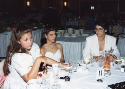 Dimatra, daughter, Melanie Weding