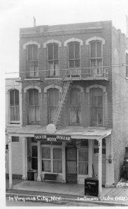 Silver Dollar Hotel, Virginia City, NV