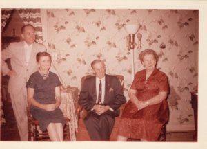 Tim, Jeannette, Alice and Van
