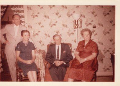 Tim, Jeannette, Van horns