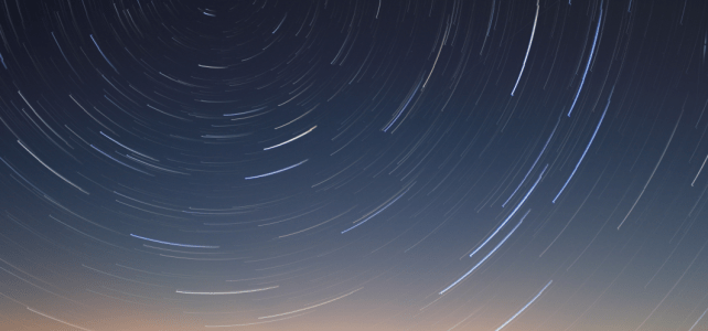 Monthly Constellation Circles