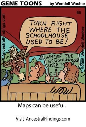Genealogical Cartoon #65