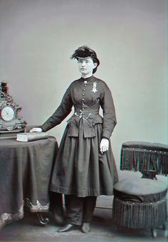Dr. Mary E. Walker, Civil War Doctor