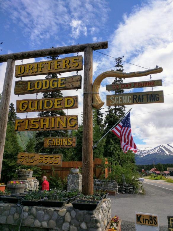 Kenai River Drifter's Lodge in Cooper Landing AK