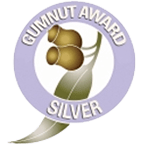 Anchorage Holiday Park has won a silver Gumnut Award