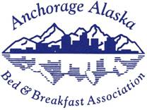 Proud member of the Anchorage Bed and Breakfast Association