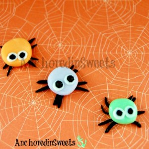 Halloween Fondant Toppers