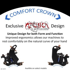 Anchor Irons Comfort Crown