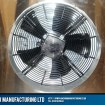 Helios kitchen canopy extraction fan.