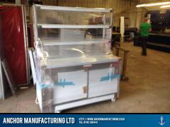 Packaged Kitchen Hot Cupboard