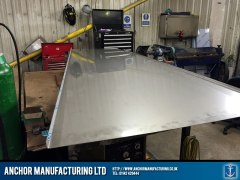 Steel Sink Sink Fabrication Frame