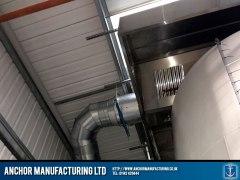 Bio Fuel Extraction Canopy