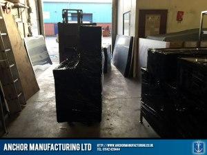 kitchen manufacturing workshop delivery outbound
