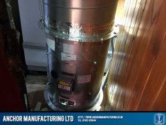 Air extraction ducting