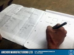 Steel fermenter plans