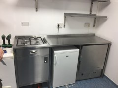 Sheffield Fish & Chip shop furniture