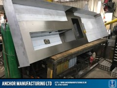 stainless steel top kitchen worktop fabrication