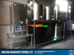 Sheffield Nano Brewery Equipment
