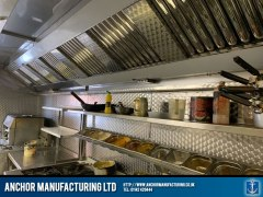Kitchen Extraction Canopy Completed Installation pt2