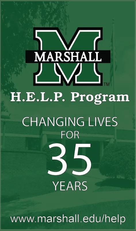 Marshall University Graphic Design