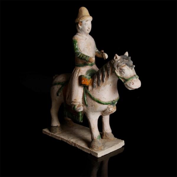 Ming Dynasty Parade Horseman